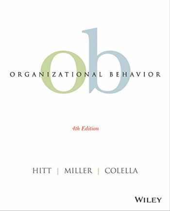 9781118809068-1118809068-Organizational Behavior