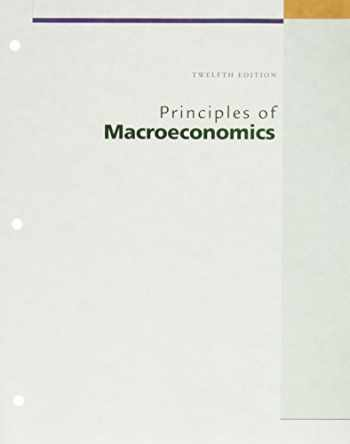 9780134421193-0134421191-Principles of Macroeconomics, Student Value Edition Plus MyEconLab with Pearson eText -- Access Card Package (12th Edition)