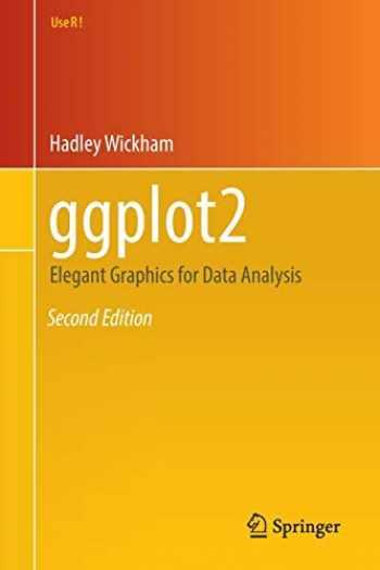 9783319242750-331924275X-ggplot2: Elegant Graphics for Data Analysis (Use R!)