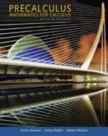 9781305586024-1305586026-Precalculus: Mathematics for Calculus (Loose Leaf)