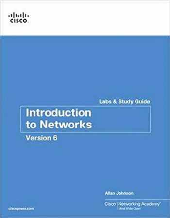 9781587133619-158713361X-Introduction to Networks v6 Labs & Study Guide (Lab Companion)