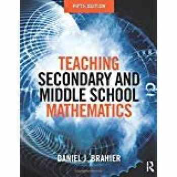 9781138922785-1138922781-Teaching Secondary and Middle School Mathematics