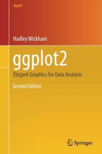 9783319242750-331924275X-ggplot2: Elegant Graphics for Data Analysis (Use R!)