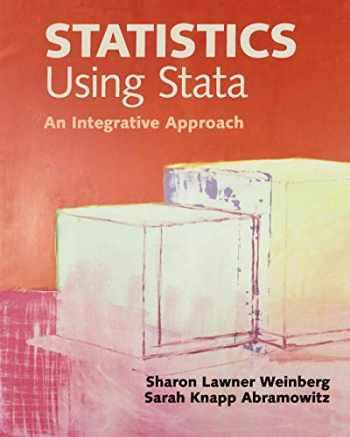9781107461185-1107461189-Statistics Using Stata: An Integrative Approach
