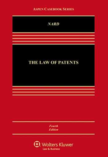 9781454875727-1454875720-The Law of Patents (Aspen Casebook)