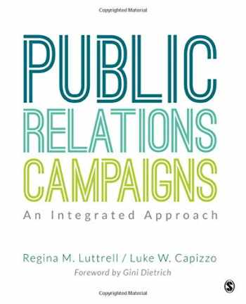 9781506332512-150633251X-Public Relations Campaigns: An Integrated Approach