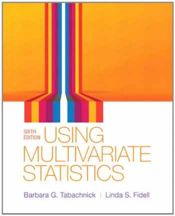 9780205849574-0205849571-Using Multivariate Statistics (6th Edition)