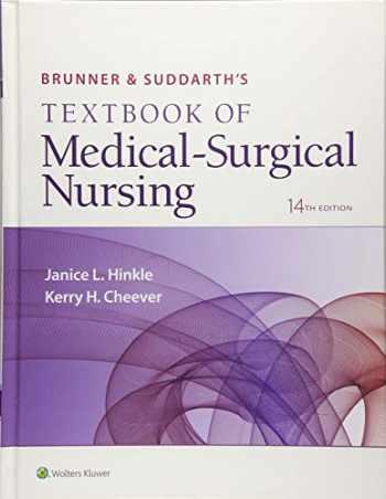 9781496347992-1496347994-Brunner & Suddarth's Textbook of Medical-Surgical Nursing