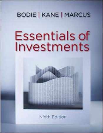 9780078034695-0078034698-Essentials of Investments, 9th Edition
