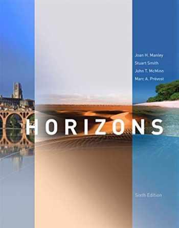 9781285428284-1285428285-Horizons, 6th Edition (World Languages)