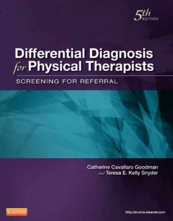 9781437725438-1437725430-Differential Diagnosis for Physical Therapists: Screening for Referral (Differential Diagnosis In Physical Therapy)