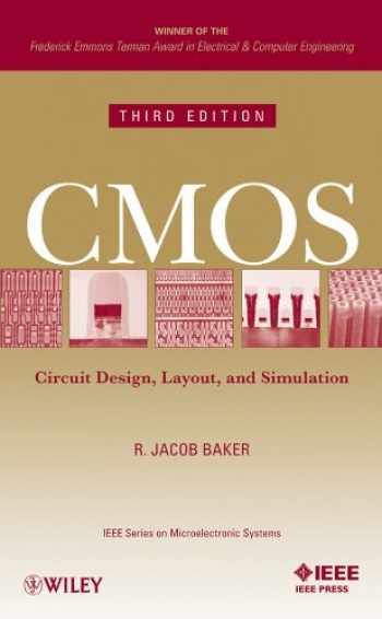 9780470881323-0470881321-CMOS Circuit Design, Layout, and Simulation, 3rd Edition (IEEE Press Series on Microelectronic Systems)