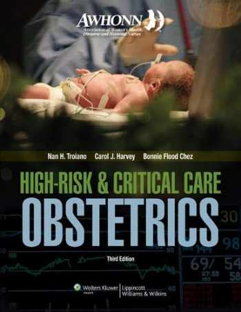 9780781783347-0781783348-AWHONN High-Risk & Critical Care Obstetrics (Mandeville, AWHONN's High Risk and Critical Care Intrapartum Nursing)