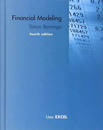 9780262027281-0262027283-Financial Modeling (The MIT Press)