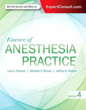 9780323394970-0323394973-Essence of Anesthesia Practice