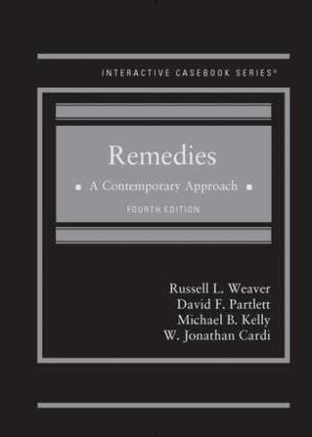 9781634604451-1634604458-Remedies, A Contemporary Approach (Interactive Casebook Series)