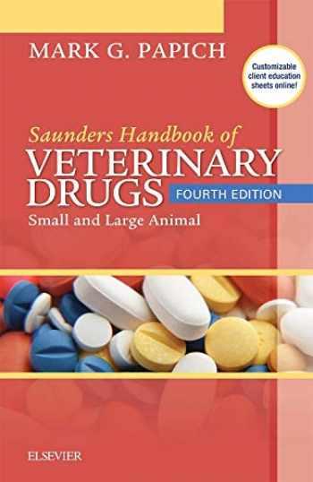 9780323244855-0323244858-Saunders Handbook of Veterinary Drugs: Small and Large Animal (Handbook of Veterinary Drugs  (Saunders))