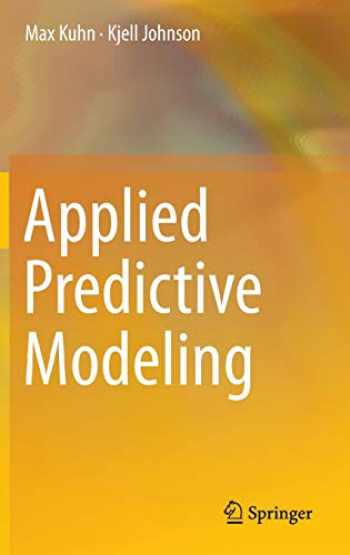 9781461468486-1461468485-Applied Predictive Modeling