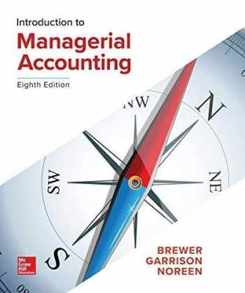 9781259917066-1259917061-Introduction to Managerial Accounting