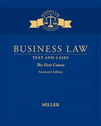 9781305967267-1305967267-Business Law: Text & Cases - The First Course