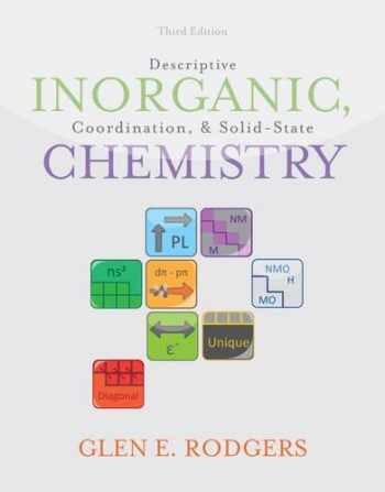 9780840068460-0840068468-Descriptive Inorganic, Coordination, and Solid State Chemistry