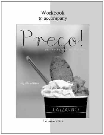 9780077382513-007738251X-Workbook for Prego