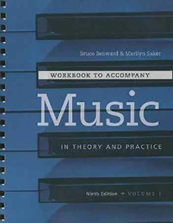 9780077493318-0077493311-Workbook t/a Music in Theory and Practice, Volume I