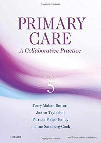 9780323355018-0323355013-Primary Care: A Collaborative Practice, 5e