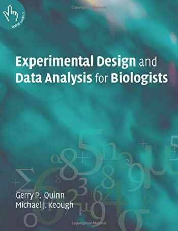 9780521009768-0521009766-Experimntl Design Data Anl Biol 1ed