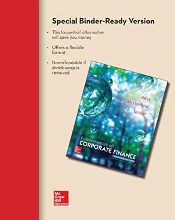 9781259298707-1259298701-Fundamentals of Corporate Finance, 11th Edition