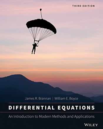 9781118531778-1118531779-Differential Equations: An Introduction to Modern Methods and Applications