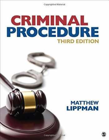 9781506306490-1506306497-Criminal Procedure