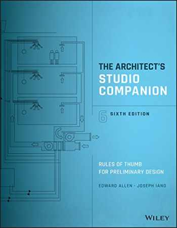 9781119092414-1119092418-The Architect's Studio Companion: Rules of Thumb for Preliminary Design