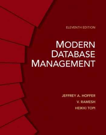 9780132662253-0132662256-Modern Database Management (11th Edition)
