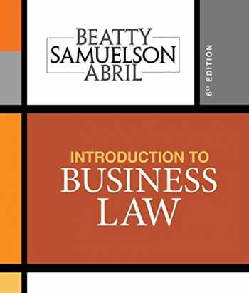 9781337404341-1337404349-Introduction to Business Law