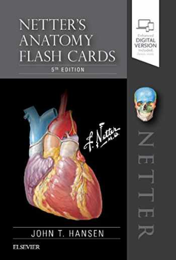 9780323530507-0323530508-Netter's Anatomy Flash Cards, 5e (Netter Basic Science)