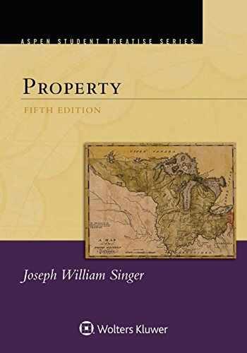 9781454882237-1454882239-Property (Aspen Student Treatise) (Aspen Treatise)