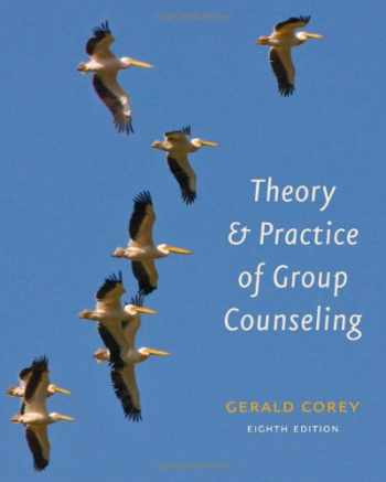 9780840033864-0840033869-Theory and Practice of Group Counseling