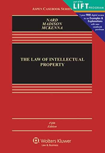 LAW OF INTELLECTUAL PROPERTY 5