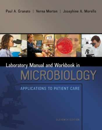 9780073402390-0073402397-Lab Manual and Workbook in Microbiology: Applications to Patient Care