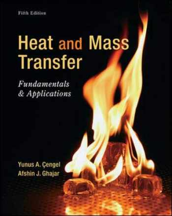9780073398181-0073398187-Heat and Mass Transfer: Fundamentals and Applications