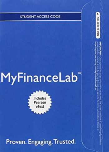 9780133543889-0133543889-NEW MyLab Finance with Pearson eText -- Access Card -- for Fundamentals of Corporate Finance