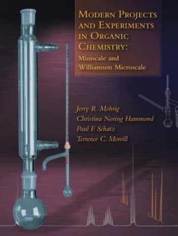 9780716739210-0716739216-Modern Projects and Experiments in Organic Chemistry: Miniscale and Williamson Microscale