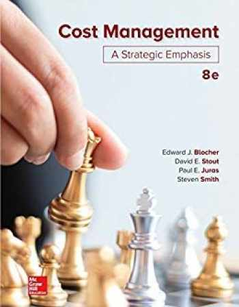9781259917028-1259917029-Cost Management: A Strategic Emphasis