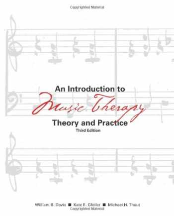 9781884914201-1884914209-An Introduction to Music Therapy: Theory and Practice, 3rd Edition