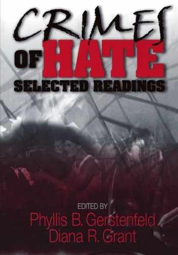 9780761929437-0761929436-Crimes of Hate: Selected Readings