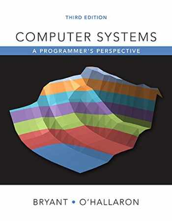 9780134092669-013409266X-Computer Systems: A Programmer's Perspective (3rd Edition)
