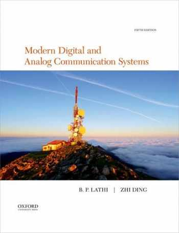 9780190686840-0190686847-Modern Digital and Analog Communication (The Oxford Series in Electrical and Computer Engineering)