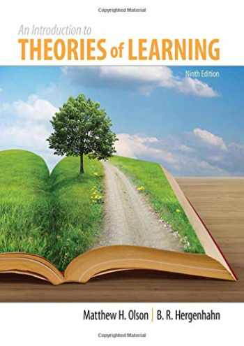 9780205871865-0205871860-An Introduction to the Theories of Learning (9th Edition)