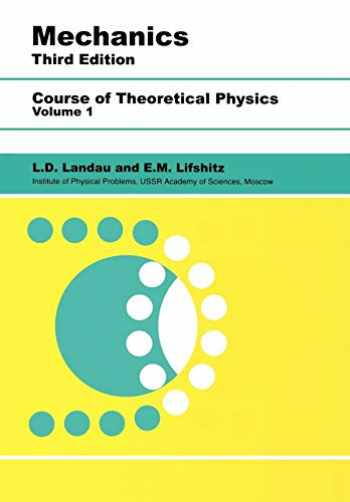 9780750628969-0750628960-Mechanics: Volume 1 (Course of Theoretical Physics S)